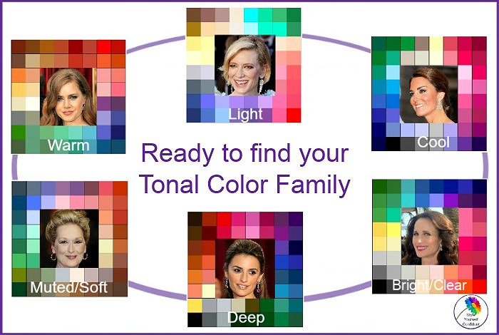 Free Color Analysis Quiz for Women #freecoloranalysis #colorforwomen #coloranalysisquiz https://www.style-yourself-confident.com/free-color-analysis-for-women.html