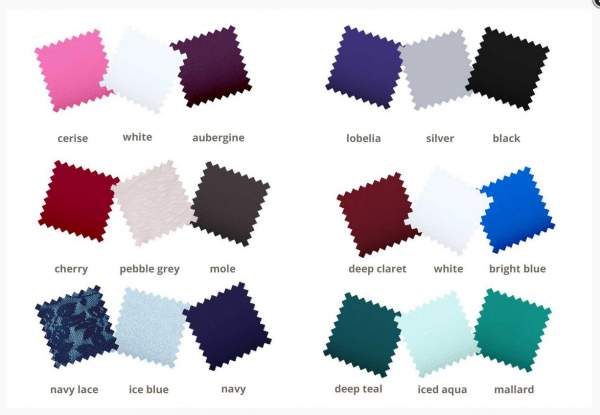 Winter color combinations from Kettlewell Colours #Winter #Kettlewell http://www.style-yourself-confident.com/winter-color-combinations.html