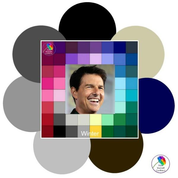 The Winter man #winterman #colorformen #coloranalysisformen #coloranalysis https://www.style-yourself-confident.com/the-winter-man.html