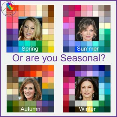 Tonal or Seasonal color analysis #color analysis  https://www.style-yourself-confident.com/tonal-or-seasonal-color-analysis.html