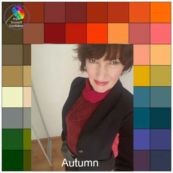 Color Analysis, Body Shape and Style #onlinecoloranalysis  https://www.style-yourself-confident.com/