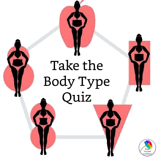 Free Body Type quiz #color analysis #body shape #style makeover  http://www.style-yourself-confident.com/your-style-042