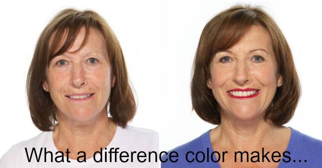 Look Fabulous Forever makeup formulated for mature skin #matureskin #coloranalysis http://tinyurl.com/gq4m5h9