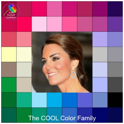 The COOL Color Family #coloranalysis  https://www.style-yourself-confident.com/