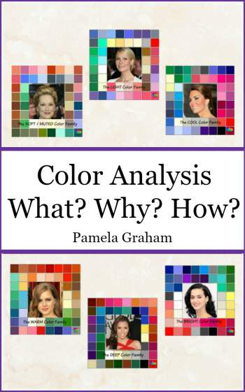 'Color Analysis - What? Why? How?' #coloranalysisbook #coloranalysis #colorpalette    http://azon.ly/90pB
