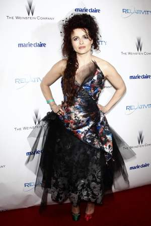 Creative style personality #creative style #Helena Bonham Carter https://www.style-yourself-confident.com/creative-style-personality.html