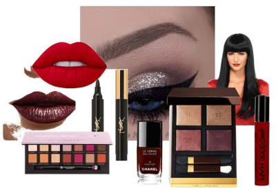 Makeup for Deep natural coloring #Deep color family #makeup #color analysis http://www.style-yourself-confident.com/deep-tonal-coloring.html