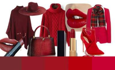 Deep reds for Valentine's Day  #color analysis #deep color family  https://www.style-yourself-confident.com/deep-tonal-coloring.html
