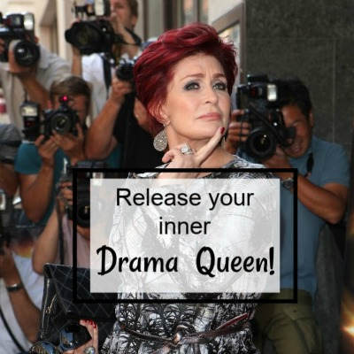 Dramatic style personality #dramatic style #Sharon Osbourne http://www.style-yourself-confident.com/dramatic-style-personality.html