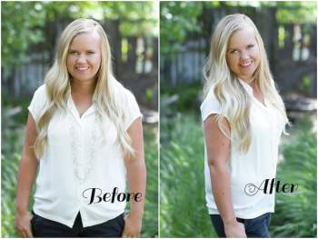 How to look slimmer in photographs #photogenic http://www.style-yourself-confident.com/dress-to-look-slimmer.html