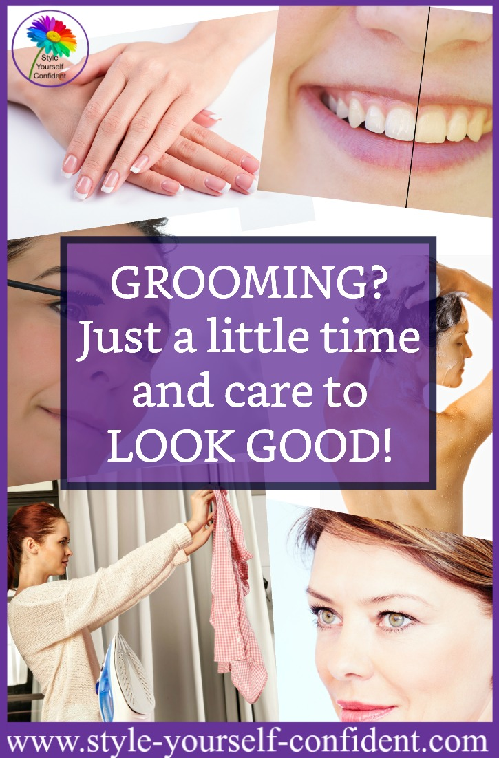 Good grooming is something everyone can achieve - take care of and make the best of yourself http://www.style-yourself-confident.com/good-grooming.html