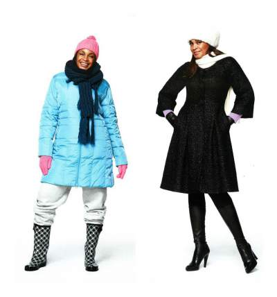 Look good keep warm - http://www.style-yourself-confident.com/look-good-in-the-winter.html