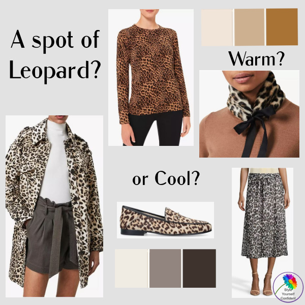 A soft spot for Leopard! #leopardprint #aspotofleopard https://www.style-yourself-confident.com/soft-spot-for-leopard.html