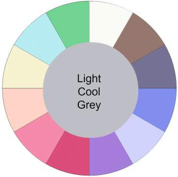 Who needs 50 shades of grey?  https://www.style-yourself-confident.com/shades-of-grey.html