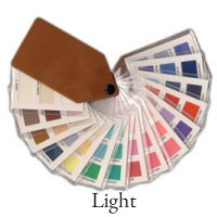 Color analysis swatch Tonal and Seasonal #color analysis http://www.style-yourself-confident.com/color-analysis-swatch.html