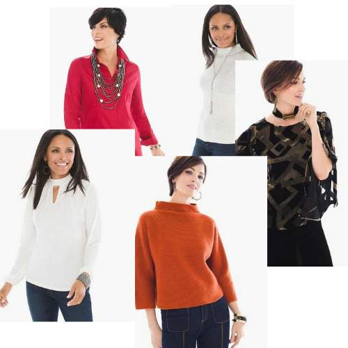 Long neck and how to flatter #long neck  http://www.style-yourself-confident.com/long-neck.html