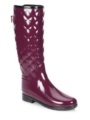 Hunter wellington boots http://www.style-yourself-confident.com/look-good-in-the-winter.html