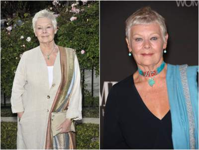 Natural style personality #natural style #Judi Dench http://www.style-yourself-confident.com/natural-style-personality.html