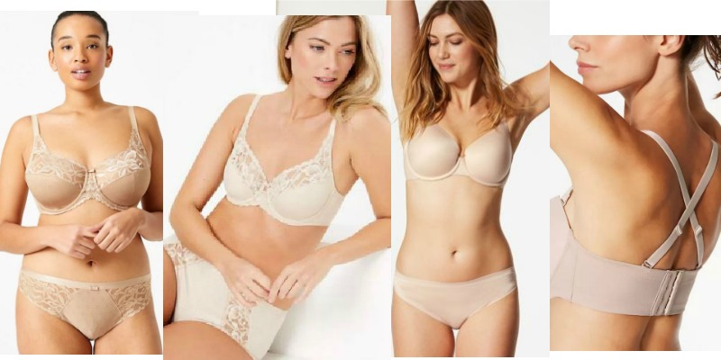 Who needs a white bra? Nude is the NOW! #nudebra #whitebra https://www.style-yourself-confident.com/who-needs-a-white-bra.html