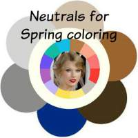 Seasonal color analysis Spring #Spring season #Taylor Swift https://www.style-yourself-confident.com/seasonal-color-analysis-spring.html