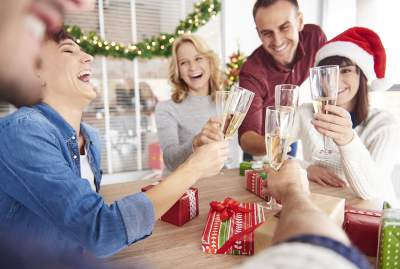How to survive the office Christmas party #office Christmas party http://www.style-yourself-confident.com/the-office-christmas-party.html