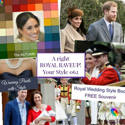 Royal Wedding special #royalwedding #harryandmeghan https://www.style-yourself-confident.com/your-style-062.html