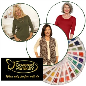 Covered Perfectly tops especially for the mature woman. Staple fibre of MicroModal is soft, comfortable, breathable and 100% natural. #coveredperfectly https://coveredperfectly.com/?cid=51