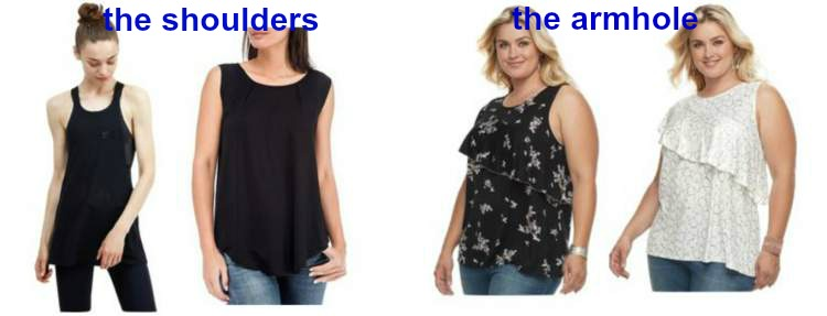 Style a Tank carefully to flatter your body shape. It's one of the most versatile and valuable items in your capsule wardrobe. http://www.style-yourself-confident.com/