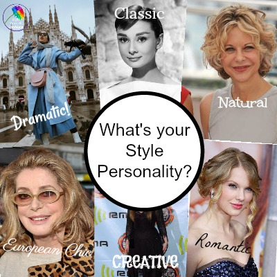 Style personality - your taste, your individuality  http://www.style-yourself-confident.com/style-personality.html