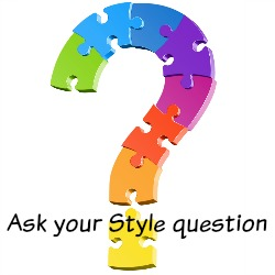 Ask a Style question