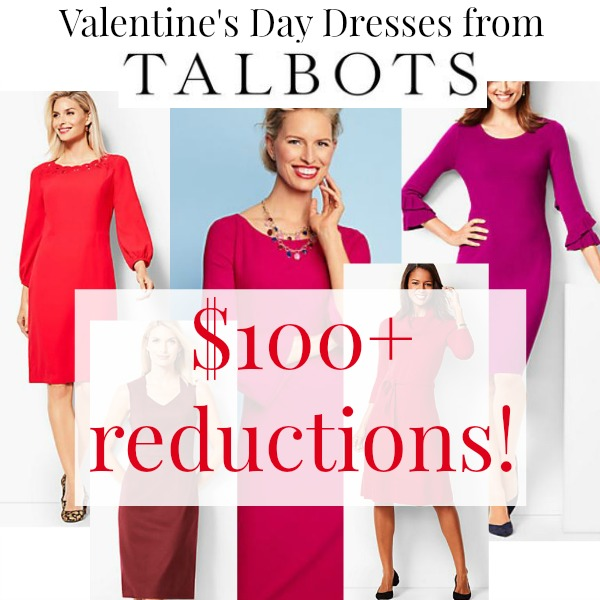 Valentine's Day dresses with HUGE reductions #valentinesday #valentinedresses  https://www.style-yourself-confident.com/valentines-day-dresses.html