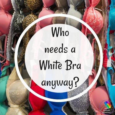 Who needs a white bra? Nude is the NOW! #nudebra #whitebra https://www.style-yourself-confident.com/who-needs-a-white-bra.html