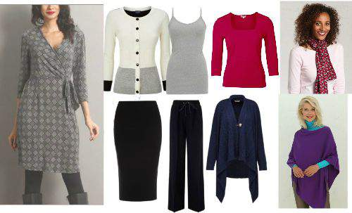 Capsule wardrobe for Winter coloring #capsule wardrobe #Winter coloring  https://www.style-yourself-confident.com/capsule-wardrobe-for-winter.html