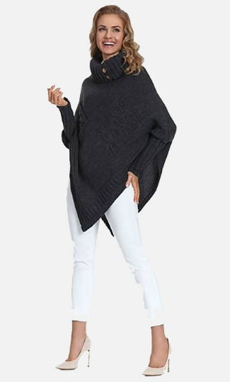 All wrapped up for Autumn #autumncape https://www.style-yourself-confident.com/wrapped-up-for-autumn.html