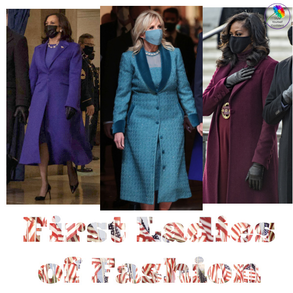America's First Ladies #inaugurationday #americasfirstlady https://www.style-yourself-confident.com/americas-first-ladies.html