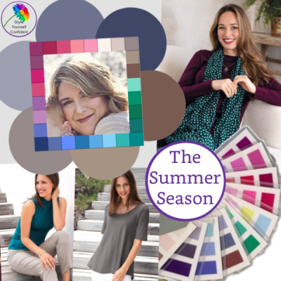 Color Analysis Giveaway #coloranalysisgiveaway #coloranalysis https://www.style-yourself-confident.com/color-analysis-giveaway.html