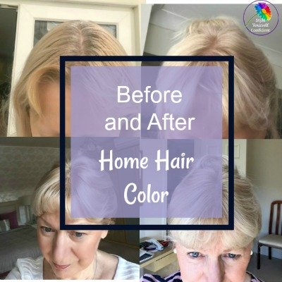 Home Hair Color during Coronavirus #homehaircolor #hairduringcovid19 #homecolor https://www.style-yourself-confident.com/home-hair-color.html