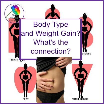 Body type and weight gain - is there a connection?  #weight gain #body type https://www.style-yourself-confident.com/body-type-and-weight-gain.html