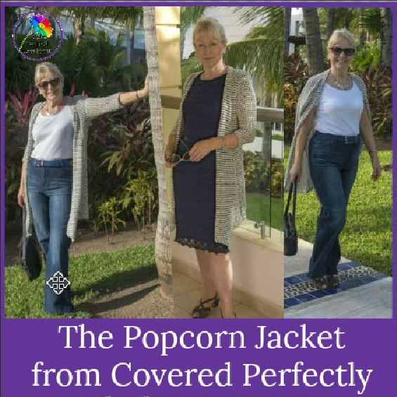 Covered Perfectly tops for women over 50 Natural breathable fabric  #Covered Perfectly #womenstops #over50 https://www.style-yourself-confident.com/covered-perfectly.html