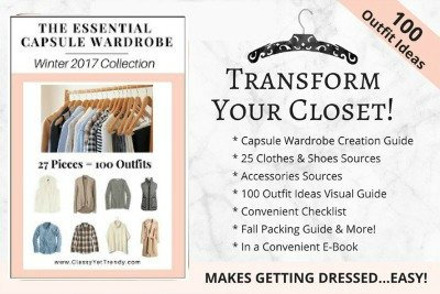 The Essential capsule wardrobe Winter 2017 #capsule wardrobe ebook #Winter outfits https://transactions.sendowl.com/stores/6107/29996