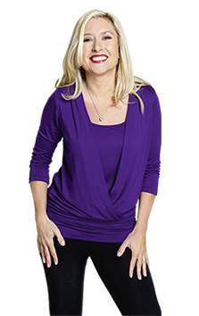 Covered Perfectly tops for women over 40 - natural breathable fabric  #covered perfectly #over 40 #womens tops https://coveredperfectly.com/collections/micromodal/wrap-over-womens-top.html?cid=51
