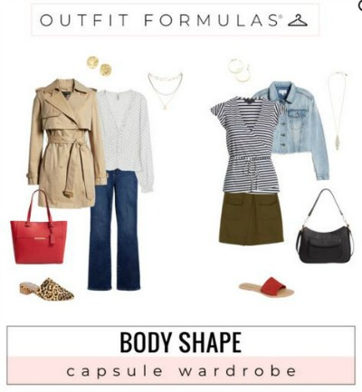 Capsule Wardrobe Plans from GYPO #capsulewardrobeplan #GYPOstylechallenge #stylechallenge https://www.style-yourself-confident.com/gypo-style-challenge.html