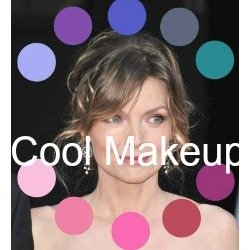 Cool makeup #coolmakeup #coloranalysis https://www.style-yourself-confident.com/color-analysis-cool.html