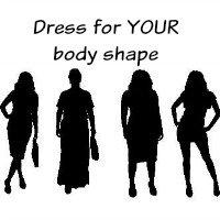 Apple body shape #apple shape  https://www.style-yourself-confident.com/apple-body-shape.html