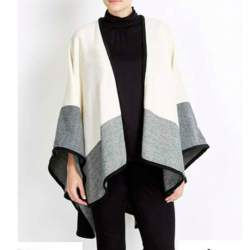 Wear the Wrap - the versatile cover-up for Autumn / Winter  https://www.style-yourself-confident.com/style-the-wrap.html