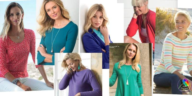 6 ways to wear Spring colors #springcolors #springseason #coloranalysis https://www.style-yourself-confident.com/wear-spring-colors.html