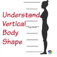 Your Vertical body shape can be visually influenced once your understand your proportions http://www.style-yourself-confident.com/vertical-body.html