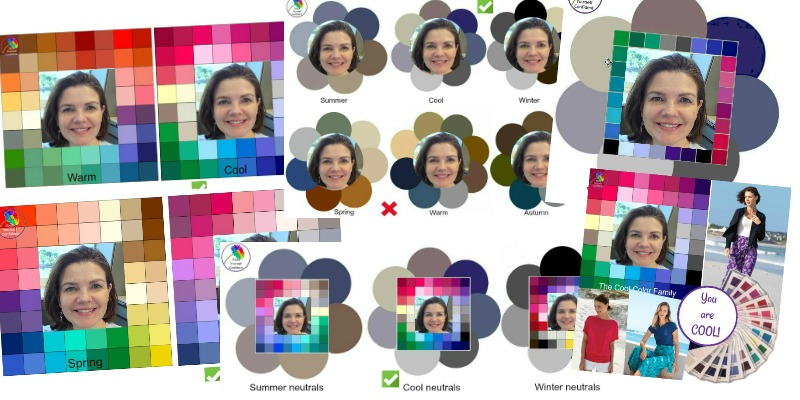 Color Analysis online delivered worldwide - #coloranalysis #onlinecoloranalysis https://www.style-yourself-confident.com/online-color-analysis.html