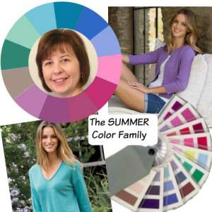 Personal Color Analysis - find your Color Family #color analysis #color family http://www.style-yourself-confident.com/personal-color-analysis.html