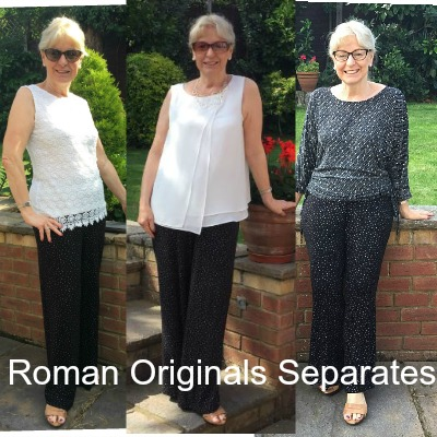 Roman Originals - separates,dresses and outerwear for women of a 'certain age' #romanoriginals #certainage https://www.style-yourself-confident.com/roman-originals.html
